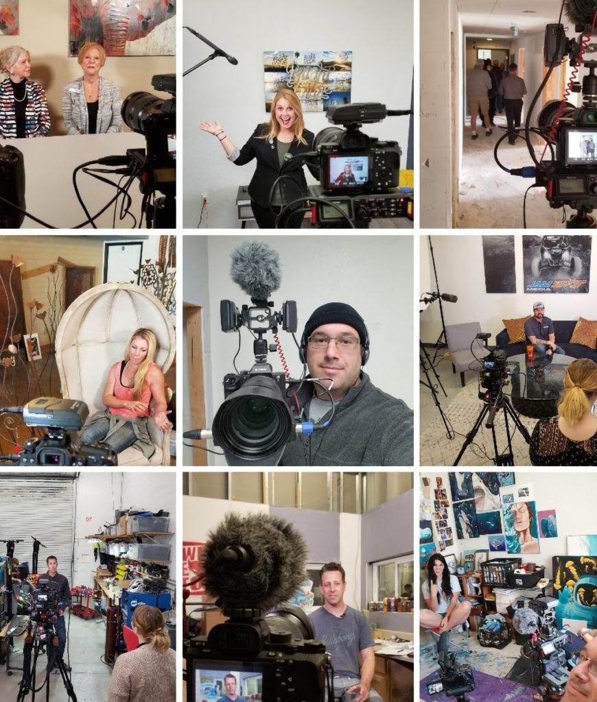 Video Production and Editing by Havasu Photos Nathan Adler in Lake Havasu City, Arizona.